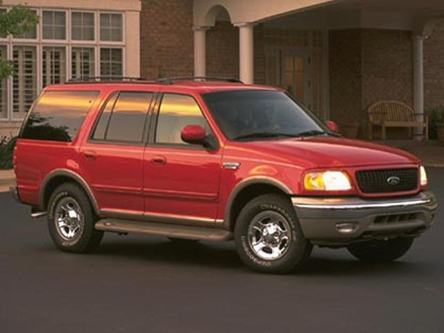 softcopy ford expedition workshop manual