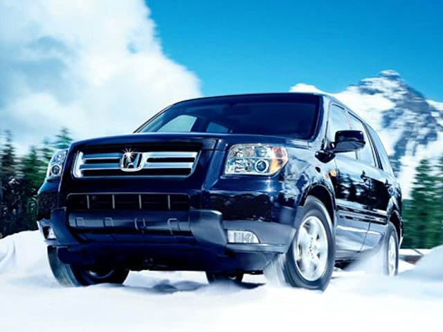 Honda Pilot Owners Manual 2007 Pdf