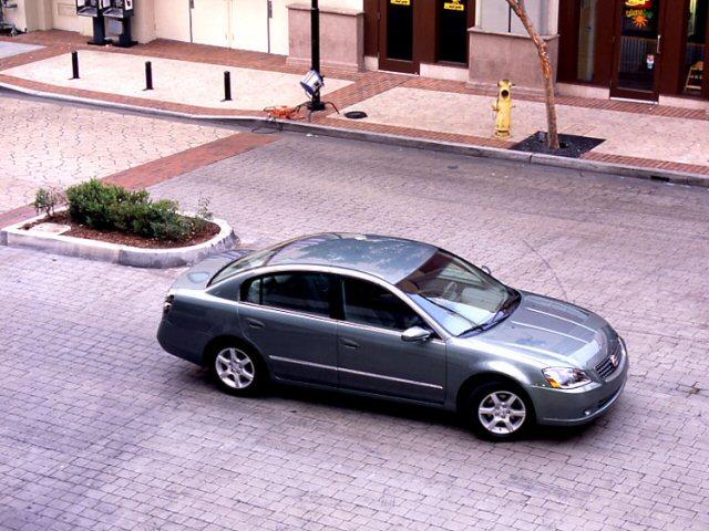 2005 Nissan Altima Exterior Colors