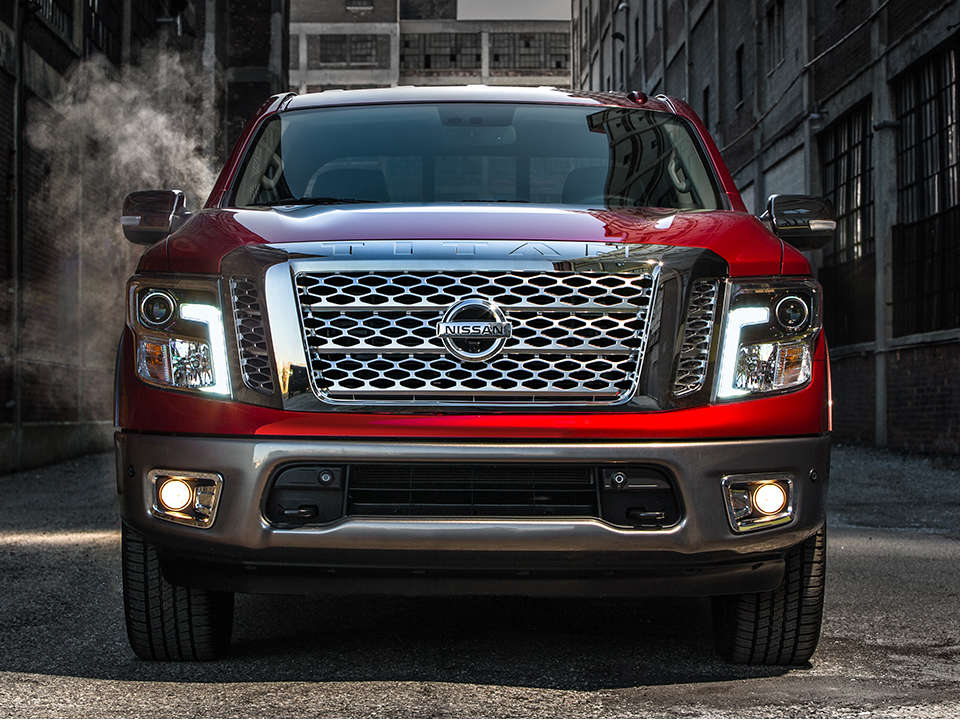 2017 NISSAN Titan S, Used Cars For Sale Honolulu | New City Nissan  Commercial Vehicles : Pre Owned Inventory   Honolulu, HI 96819