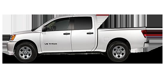 Titan Crew Cab