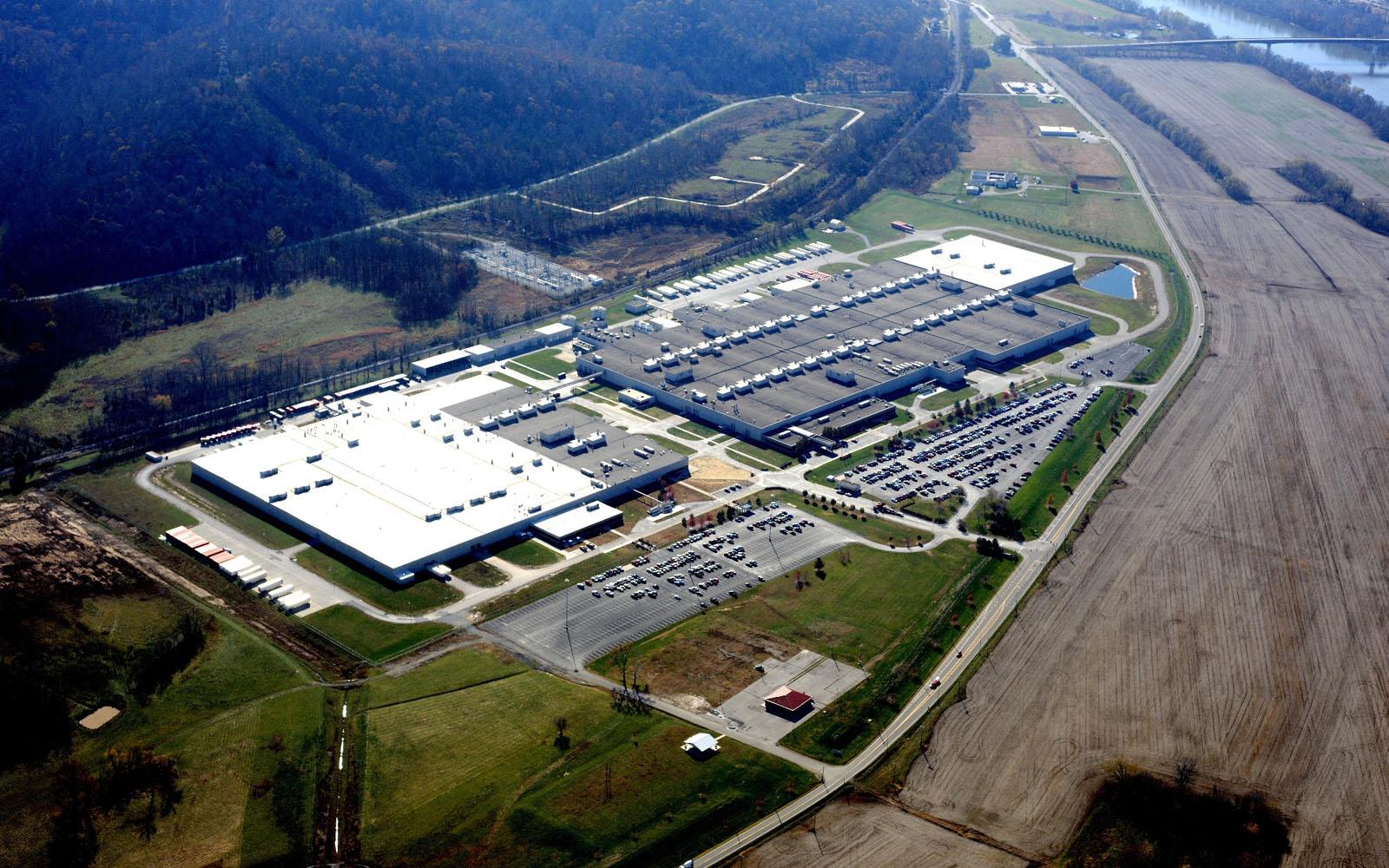 Toyota Transmission Plant